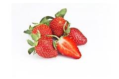 Strawberry fruits Stock Photo