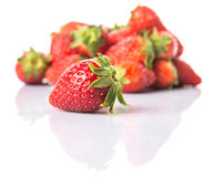 Strawberry Fruits V Royalty Free Stock Photos