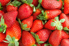 Strawberry - full frame Royalty Free Stock Image