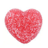 Strawberry heart Royalty Free Stock Photo