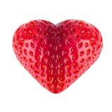 Strawberry Icon Royalty Free Stock Photos