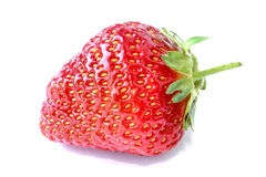 Strawberry - isolated royalty free stock photo