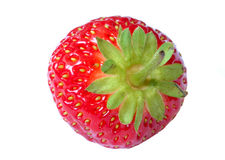 Strawberry - isolated Royalty Free Stock Image