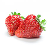 Strawberry isolated Royalty Free Stock Images