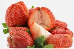 Strawberry isolated image. Strawberry isolated on white background Royalty Free Stock Photos