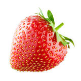 Strawberry isolated on white Royalty Free Stock Image