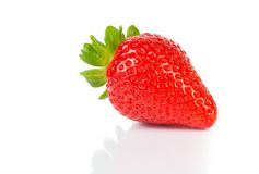 Strawberry isolated Stock Photos