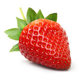 Strawberry isolated Royalty Free Stock Photos