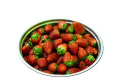 Strawberry isolated Royalty Free Stock Image