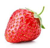 Strawberry isolated on white background Royalty Free Stock Image