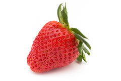 Strawberry isolated on white background Fresh berry. Strawberry isolated on white background. Fresh berry Stock Photo
