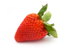 Strawberry isolated on white background. Fresh berry. Strawberry isolated on white background. Fresh berry Stock Photo