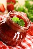 Strawberry Jam Royalty Free Stock Photos