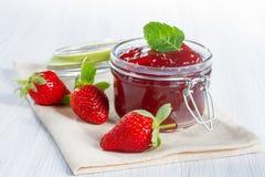 Strawberry Jam Royalty Free Stock Image