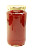 Strawberry Jam Stock Photography