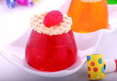 Strawberry Jelly Royalty Free Stock Photos