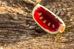 Strawberry jelly Stock Photography