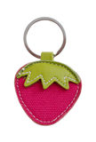 Strawberry Keychain Royalty Free Stock Image