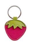 Strawberry Keychain Royalty Free Stock Image
