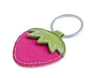 Strawberry Keychain Stock Images