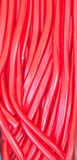 Strawberry laces Royalty Free Stock Photography