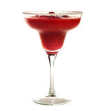 Strawberry margarita Royalty Free Stock Images