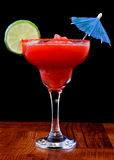 Strawberry margarita Royalty Free Stock Photo