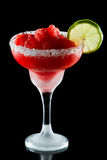 Strawberry margarita Royalty Free Stock Image