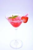 Strawberry margarita Royalty Free Stock Images