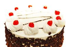 Strawberry Milk Cake Royalty Free Stock Photos
