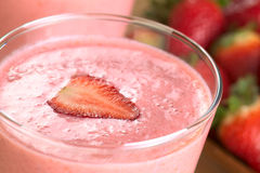 Free Strawberry Milkshake Stock Photo - 20593980