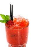 Strawberry mojito Stock Images