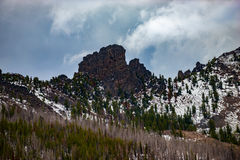 Strawberry Mountains Wilderness Malher National Forest Stock Images