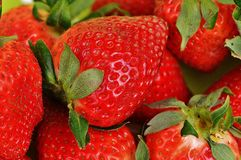 Strawberry, Natural Foods, Strawberries, Fruit Royalty Free Stock Photo