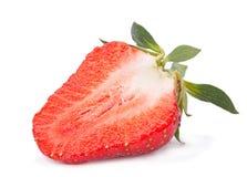 Strawberry part Royalty Free Stock Photos