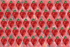 Strawberry Pattern Stock Photos