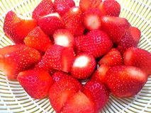 Strawberries. Strawberry is a privately held corporation consisting of 11 companies within finance Stock Image