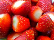 Strawberries. Strawberry is a privately held corporation consisting of 11 companies within finance Royalty Free Stock Photos