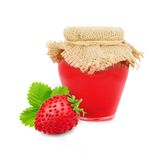 Strawberry product Royalty Free Stock Images