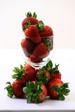 Strawberry Punch Royalty Free Stock Photo