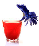Strawberry punch Stock Photography
