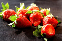 Strawberry. Red tasty strawberry Royalty Free Stock Photos