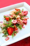 Strawberry salad Stock Photography