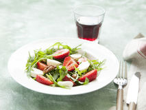 Strawberry salad 7 Royalty Free Stock Photography