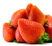 Strawberry set Stock Image