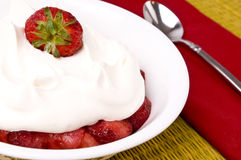 Free Strawberry Shortcake Stock Photo - 13758460