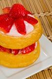 Strawberry Shortcake Royalty Free Stock Image