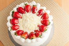 Free Strawberry Shortcake Stock Photos - 50061123