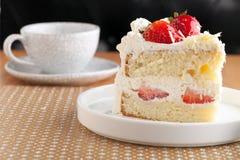 Strawberry Shortcake Stock Photos