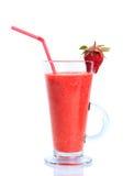Strawberry smoothie Royalty Free Stock Image